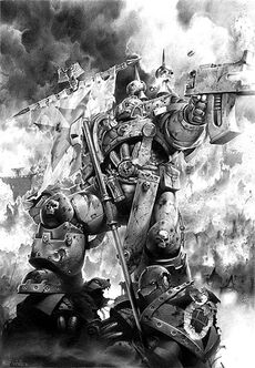 Space Marine vs Master Chief