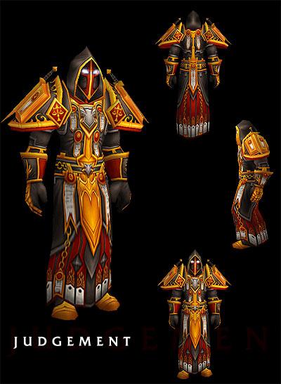 Priest Tier 11. Death Knight: Tier 8