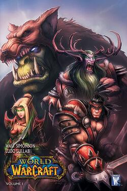Comic Wow sERA VERDAD 250px-WoW_Comic_v1_0-a