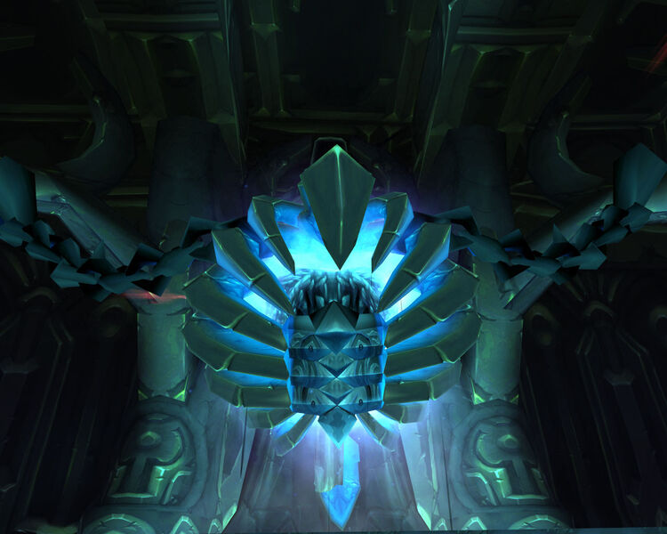 Reliquary of Souls - courtesy WoWWiki