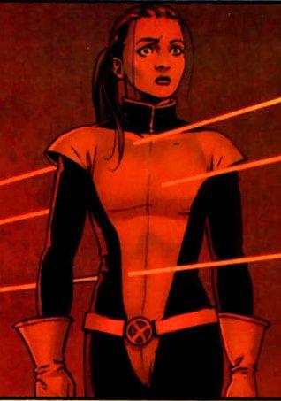 Shadowcat Girls Superheroes