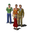 Famille Galantome Sims 3
