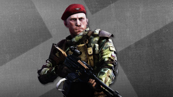 Bfbc2 Russian medic skin please  - Skins - Mapping and