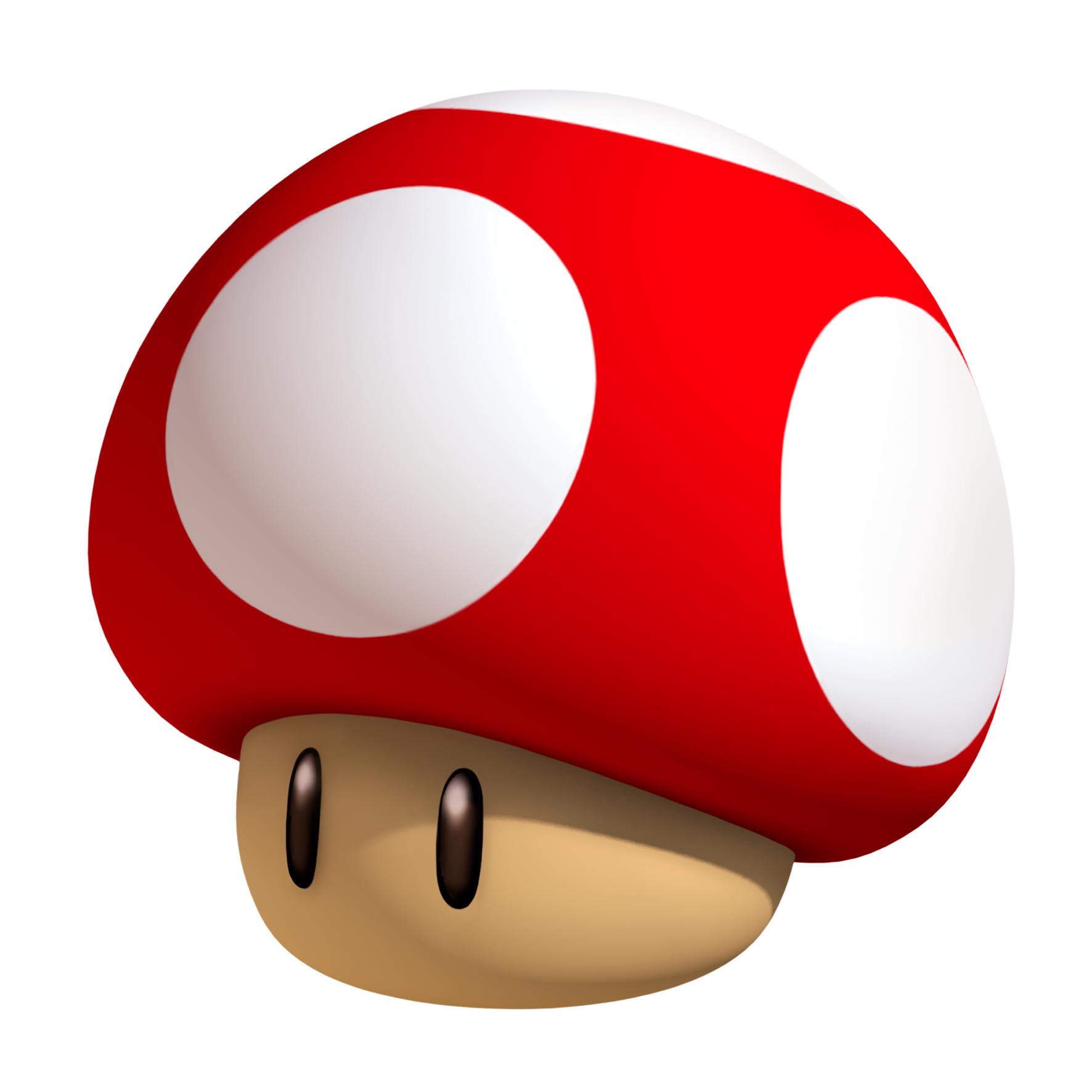 Image - Super Mushroom (Super Mario 3D Land).png ...