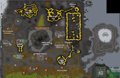 osrs combat bracelet wilderness survival guide the runescape wiki 1356