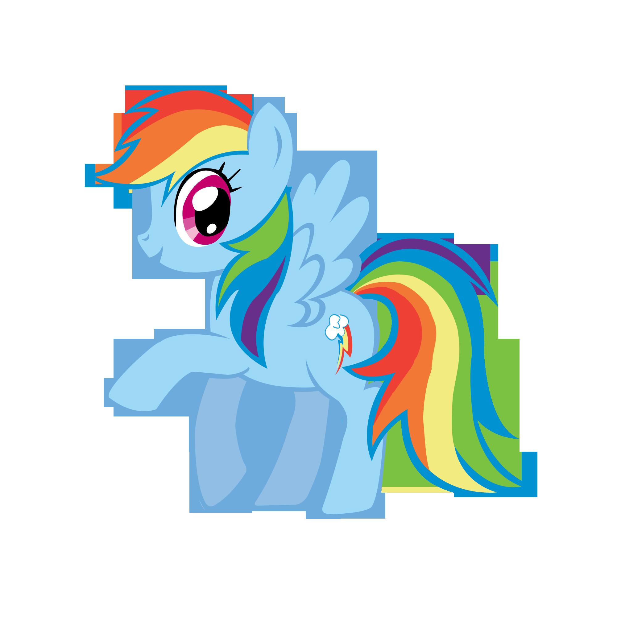 rainbow dash  thomas  ponies wiki