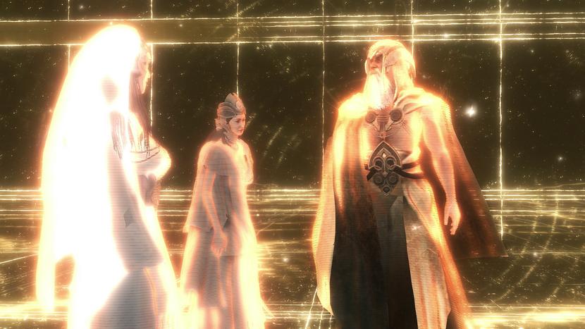 Οι τρεις εκπρόσωποι του Πρώτου Πολιτισμού: Minerva, Juno και Jupiter