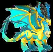 Pure elétrica Dragon 3