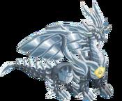 Metal puro Dragon 3
