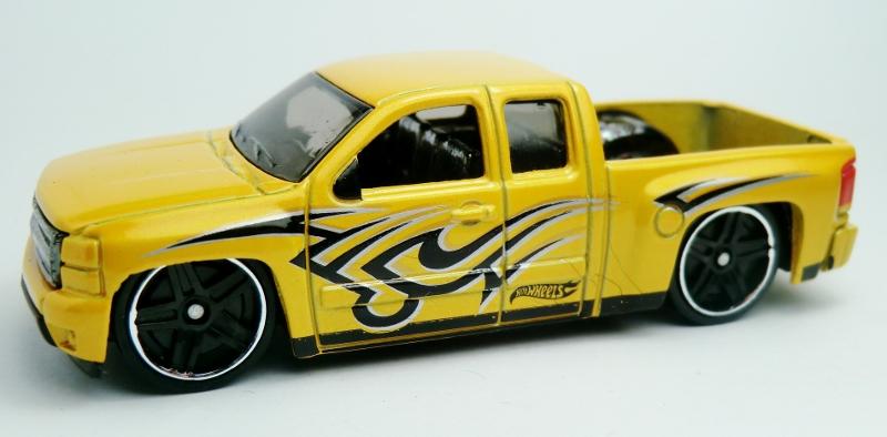 Chevy Silverado - Hot Wheels Wiki