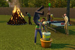 Les Sims 3 University 21