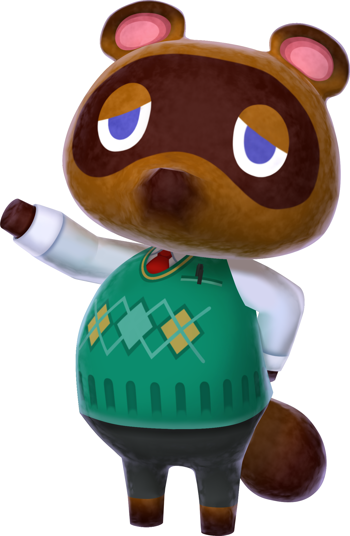 Animal Crossing Porn Tom Nook animal crossing: new leaf comes out in a month. | neogaf