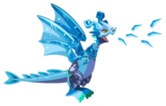 Crystal Dragon 3f