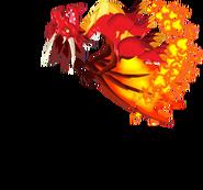Dragon Flame 3d