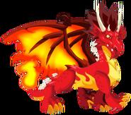 Dragon Flame 3b