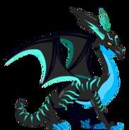 Neon Dragão 3b