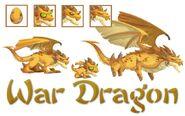 Guerra dragão evo