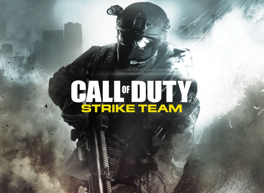 رائعه اكتيفيشن ولعبه الاكشن والاستراتيجى : Call of Duty®: Strike Team v1.0.40 مهكره