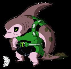 250px-SharkAron_Pose.png